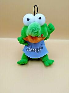 Schnappi - Das kleine Krokodil Stofftier  Kösener Spielzeug Manufaktur Plüsch