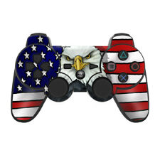 Sony PS3 Controller Skin - American Eagle by Flags - DecalGirl Decal