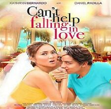 CAN'T HELP FALLING IN LOVE TAGALOG ENGLISH SUBTITLE MOVIE - NEW RELEASE DVD