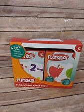 Playskool Flash cards Value Set. New In Package.