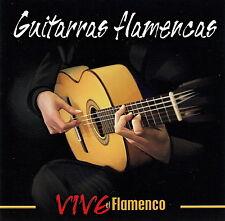 Guitarras Flamencas CD Vive El Flamenco - Spain (M/M)