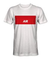 Michael Jordan AIR shoe box t-shirt