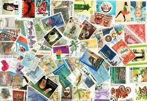 1/4 POUND ALL WORLD SELECTION inc COMMONWEALTH OFF PAPER STAMPS E467