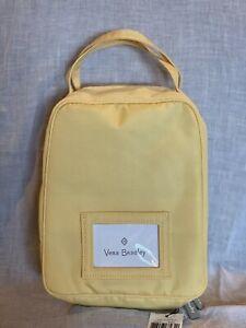 "NWT ~ VERA BRADLEY ~ ""Banana Yellow""  Lighten Up Lunch Bunch Insulated Bag"