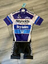 Vintage inspired Cycling Kit - Mens small - REYNOLDS