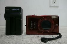 Canon PowerShot ELPH 510 HS / IXUS 1100 HS 12.1MP Digital Camera ~ FREE SHIPPING