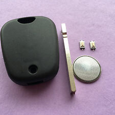 Toyota Aygo 2 Button Remote Key Fob Case Full Repair Refurbishment Kit + blade