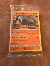 Pokemon Unbroken Bonds Sealed Prerelease Promo Pack Stakataka SM180. Ships Fast!