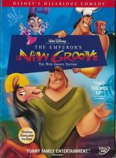 The Emperor's New Groove (DVD, 2005, Canadian, Widescreen) DISNEY