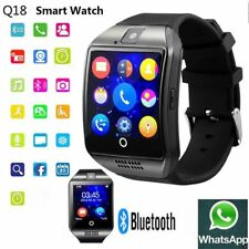 Q18 BLUETOOTH SMARTWATCH ARMBAND UHR TABLET ANDROID HANDY WATCH IOS SMARTPHONE