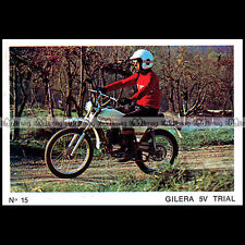 #amp72.015 ★ GILERA 50 TRIAL 5V ★ Motocicleta Americana Moto Parade 72