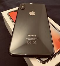 Apple iPhone X - 256GB - Grigio Siderale / Space Grey