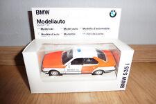 Original BMW  535i Notarzt Modellauto 82229417315 OVP 1:43 SCHABAK