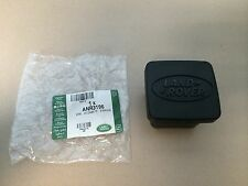 LAND ROVER TRAILER HITCH PLUG WITH LOGO NEW GENUINE ANR3196 TOW HITCH COVER