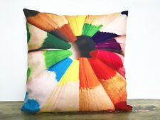 1x Simple Art Paintings Painting Home Decor Sofa Car Cushion Covers Pillow Case