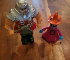 Motu He-Man 1982 Ram Man 1983 Orco