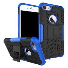 NEUF Etui Hybride 2 Pièces Extérieur Bleu pour Apple iPhone 8 et 7 4.7