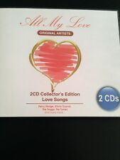 All my Love :Original Artists: Twin CD: Compilation :Various Artists : Fast Post