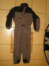 Vtg Men COLUMBIA Winter Insulated Snowmobile Snow Ski One Piece Suit Coveralls M