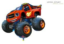 Blaze and the Monster Machines Jumbo Shape Foil Balloon 1 Party Supplies