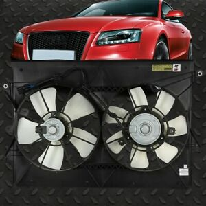 FOR 05-10 SCION TC OE STYLE REPLACEMENT RADIATOR COOLING FAN ASSEMBLY SC3115101