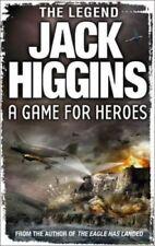 JACK HIGGINS __ A JUEGO PARA HEROES __ Nuevo __ ENVÍO GRATIS GB