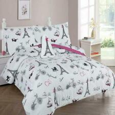 Golden Linens Twin Size 6 Pieces Printed Comforter With Sheet Set Bed In Bag Mul