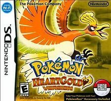 Pokémon: HeartGold Version (Nintendo DS, 2010) DSi,XL 3DS *Complete*Pokemon