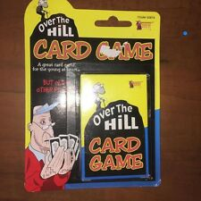 Over the Hill Card Game Forum Novelties Humorous Novelty Gag Birthday Gift
