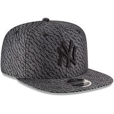 New York Yankees New Era 9FIFTY Boost Hook Adidas Yeezy 350 Pirate Black NWT!