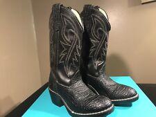 toddler boys cowboy boots size 9