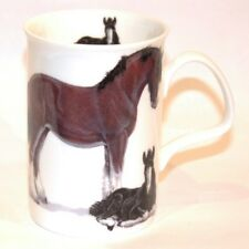 Roy Kirkham Pferde Horses (Motiv 2) KaffeebecherTeetasse Henkelbecher 0,3 L