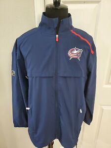 Washington Capitals Fanatics Pro Locker Room Full-Zip Jacket Mens Size Large