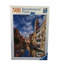 Ravensburger Jigsaw Puzzle 500 Piece 'In Venice' 2014 No.144884 Complete Puzzle