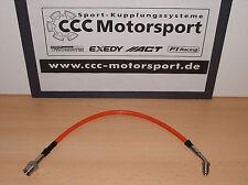 Stahlflex Kupplungsleitung BMW E30 316i 318i 318is 320i 320is 325i M3 S14 orange