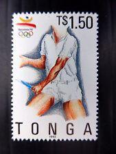 TONGA 1992 Olympic Games Tennis SG1179 Cat £4 U/M FP8424