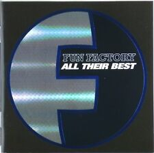 CD - Fun Factory - All Their Best - A5649 - booklett