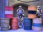Empire Toy Works 6pc MULTICOLOR BARRELS Accessory Set Star Wars GI Joe 1:18