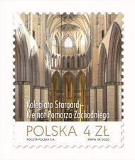 Poland / Polen 2020 - Fi 5088** Stargard Collegiate Church