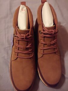 Cole haan, Men's Suede Brown Boots. Size 9.5