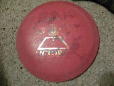 Innova DX Whippet 165 gram golf disc 1994 Circular Skies Victoria stamp
