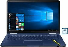 """SAMSUNG NOTEBOOK 9 PEN 15"""" FHD TOUCH i7-8565U 16 512GB SSD NP950SBE-K01US"""
