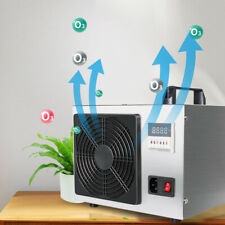 Stainless 10,000mg/h Ozone Generator Air Purifier Ionizer Ozonator Fast Ship