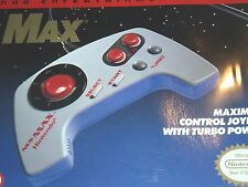 BRAND NEW FACTORY SEALED NES MAX Controller NES-027 OEM AMAZING CONDITION