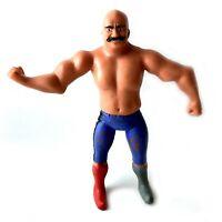Iron Sheik Vintage WWF LJN Bendie Bendy Action Figure 1985 80s Wrestler WWE