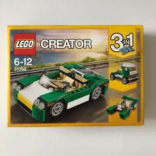 Lego 31056 Creator 3-in-1 Green Cruiser - RETIRED NEW
