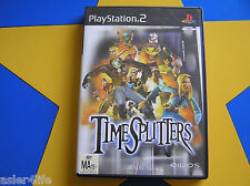TIMESPLITTERS - PLAYSTATION 2 - PS2