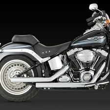 1986-2011 HARLEY SOFTAIL Straightshots Full Exhaust (VANCE AND HINES 17817)