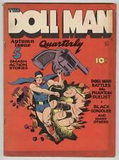 Doll Man #1 autumn 1941 VG