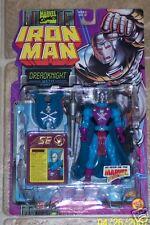 Marvel IRON MAN DREADKNIGHT  Toybiz moc rare figure